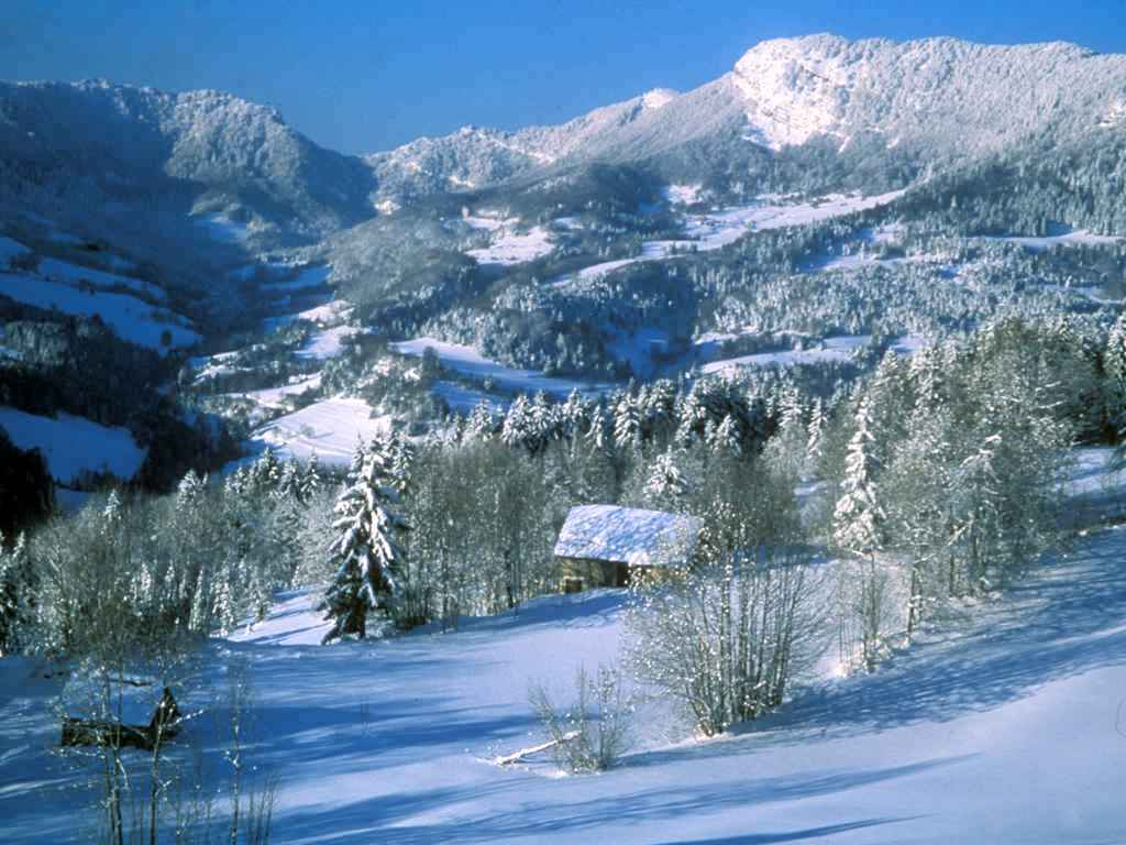 Natural Parks of Savoy, Travel in Authentic Alps with Voyage 1786 Specialist Travel Authentic Alps